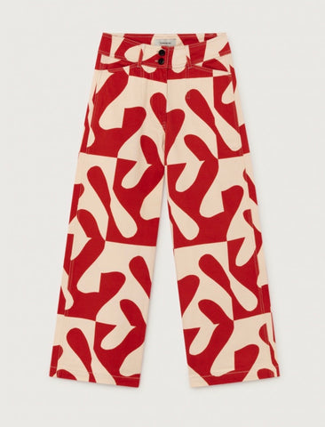 Red Kupalo Pants