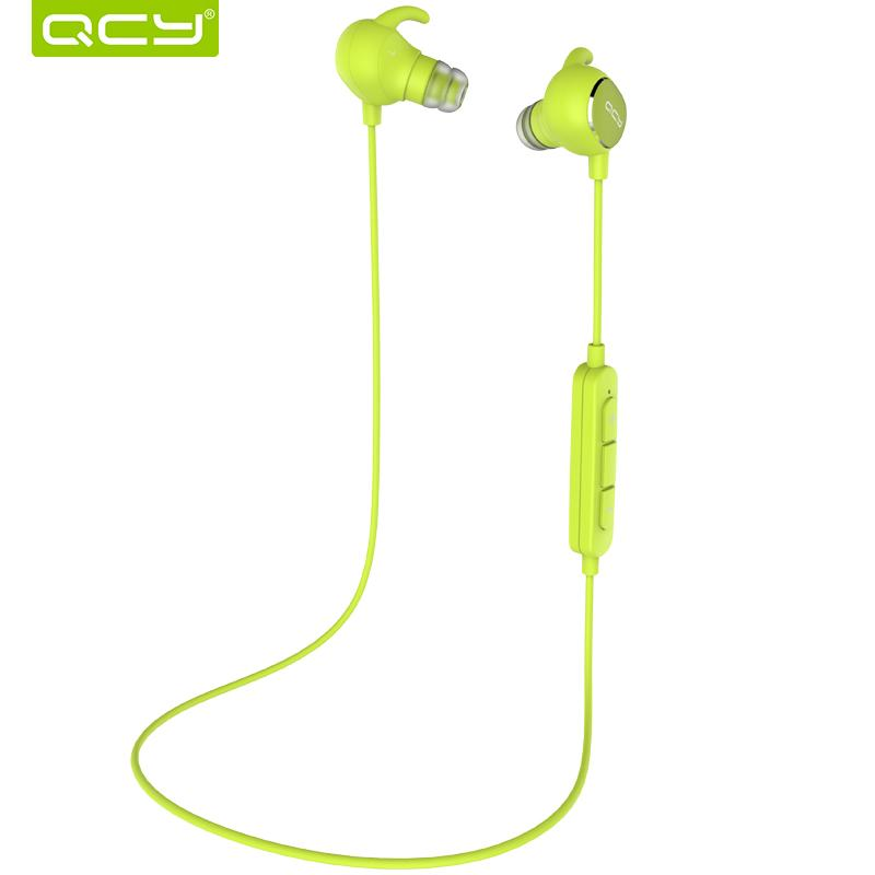 QCY QY19 Sweatproof Wireless Bluetooth Earphones