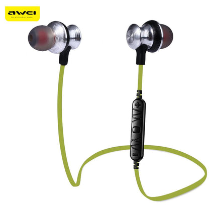 Awei A980BL Sports Wireless Bluetooth  Earphones With Noise Cancellation - Epic Sounds