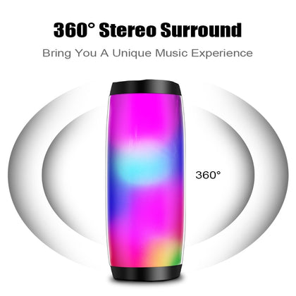 M&J Wireless Bluetooth Column Speaker With LED - Epic Sounds