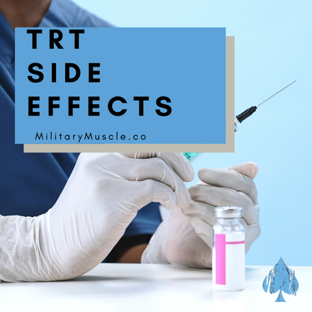 TRT SIDE EFFECTS