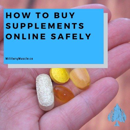 How to Buy Supplements Online Safely for Beginners