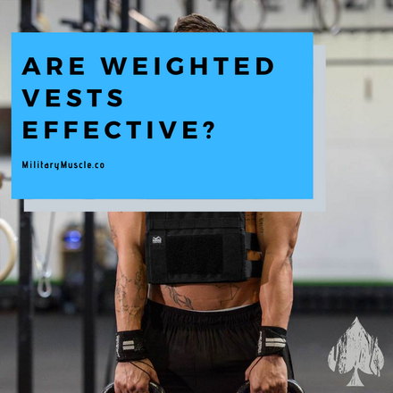 Are Weighted Vests Effective?