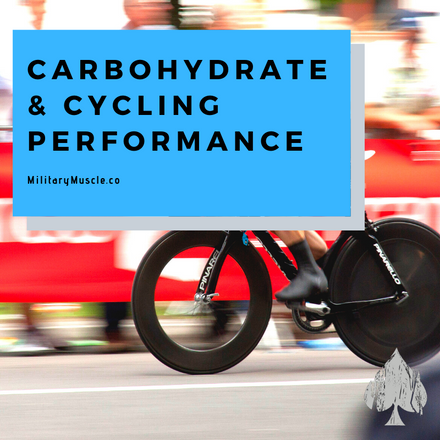 Carbohydrate & Cycling Performance