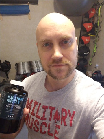 military muscle customer testimonial