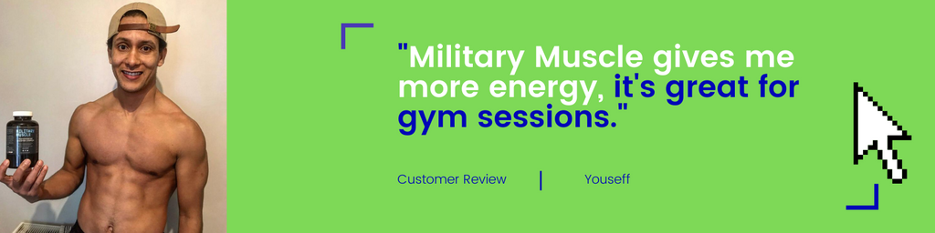 military muscle customer review