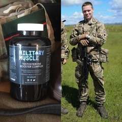 Jim soldier military muscle testimonial
