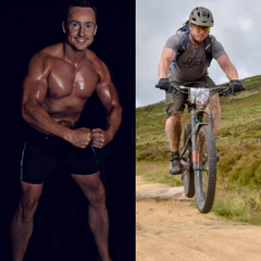 Grant fitness enthusiast military muscle testimonial