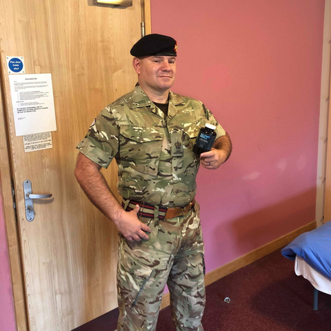 Steve soldier military muscle testimonial