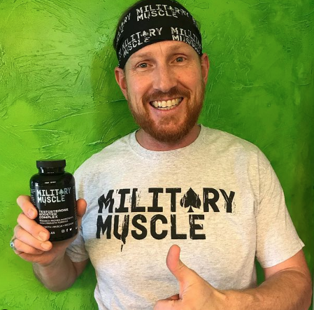 LEROUX MILITARY MUSCLE CUSTOMER TESTIMONIAL