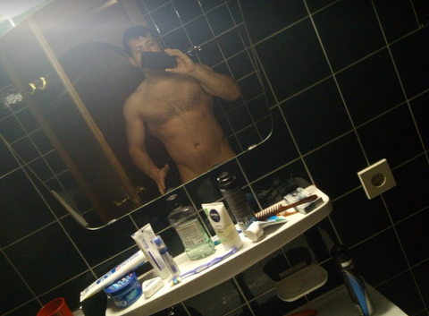 military muscle testimonial torso picture