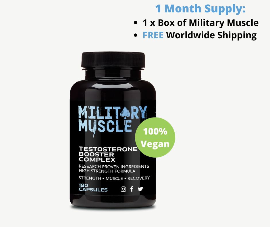 military muscle 1 month supply