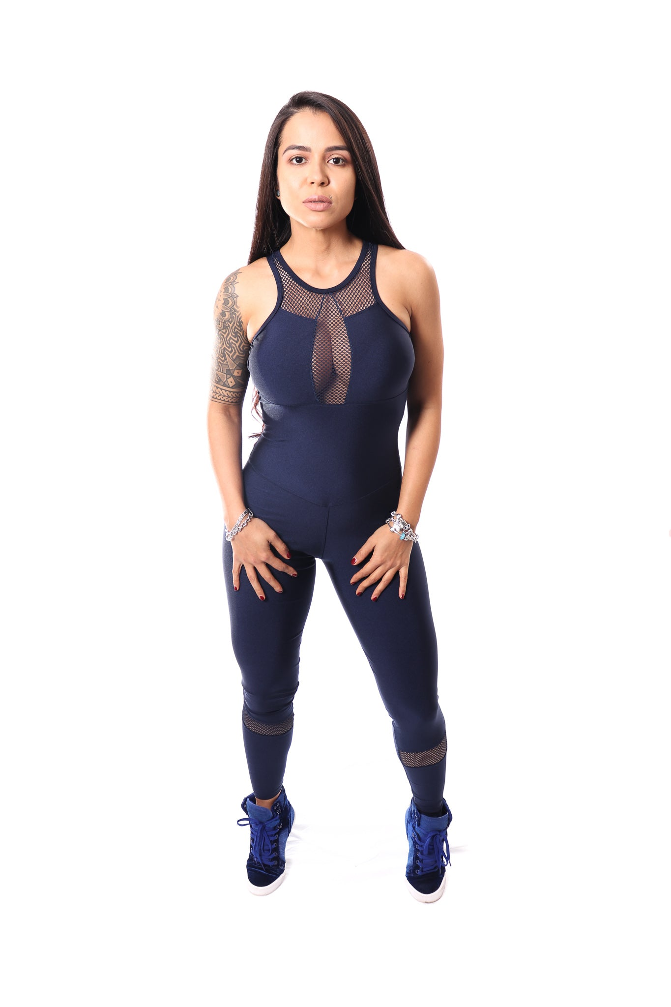 Blue Night Jumpsuit
