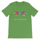 Be A Visionary - Men's and Women's Short-Sleeve T-Shirt