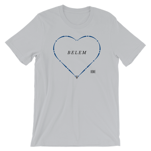 Home, Belem, Men's & Women's Short-Sleeve T-Shirt