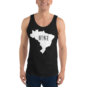 Home, Brasil, Men's Tank Top