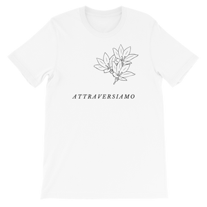 Attraversiamo - Men's and Women's Short-Sleeve T-Shirt