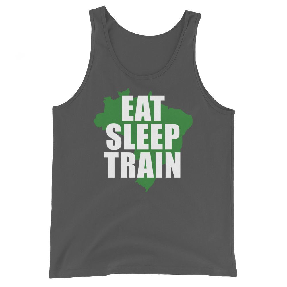 Eat, Sleep, Train - Men's & Women's Tank Top