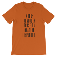 Clarice Lispector - Men's and Women's Short-Sleeve T-Shirt