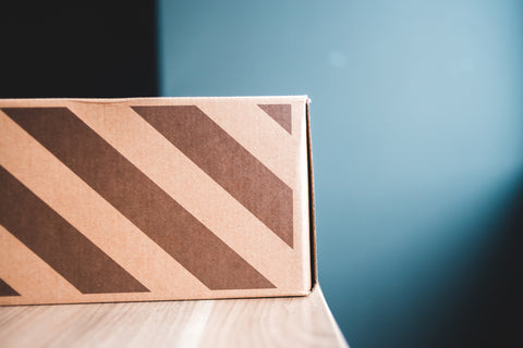 A picture depicting a package containing loose leaf tea