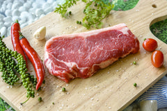 Piedmontese New York Strip Steak