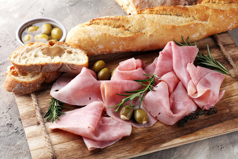 Sliced Ham Meat (deli style)