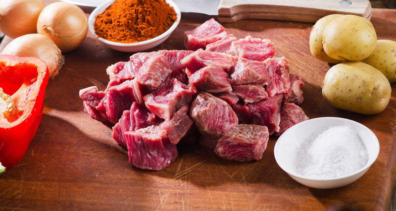 Piedmontese Stew Meat