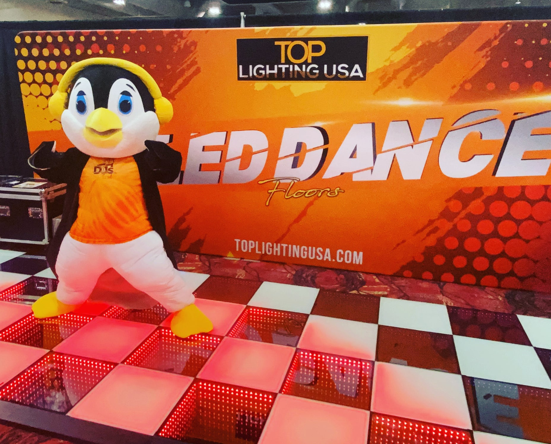 LED Dance Floors for Sale | Top Lighting USA