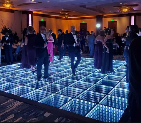 LED Dance Floor For Rent
