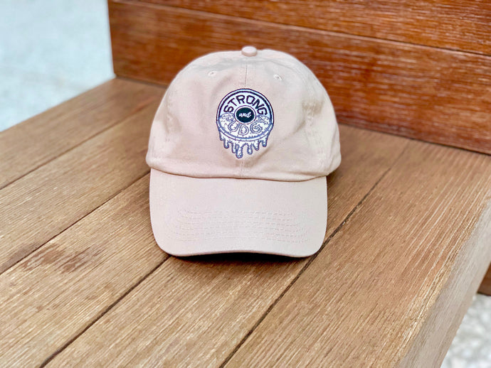 Cookies 'N Creme Dad Hat (Tan)
