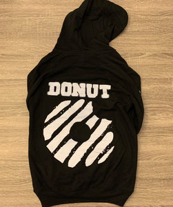 Powdered Donut Pullover Hoodie