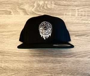 Powdered Donut Logo Snapback