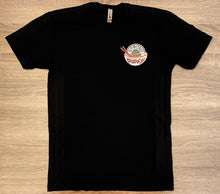 Load image into Gallery viewer, Strong and Phở-gy Tee (Black)