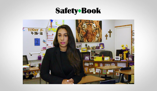 No, Safety Book will not ricochet with the AR15 or AK47
