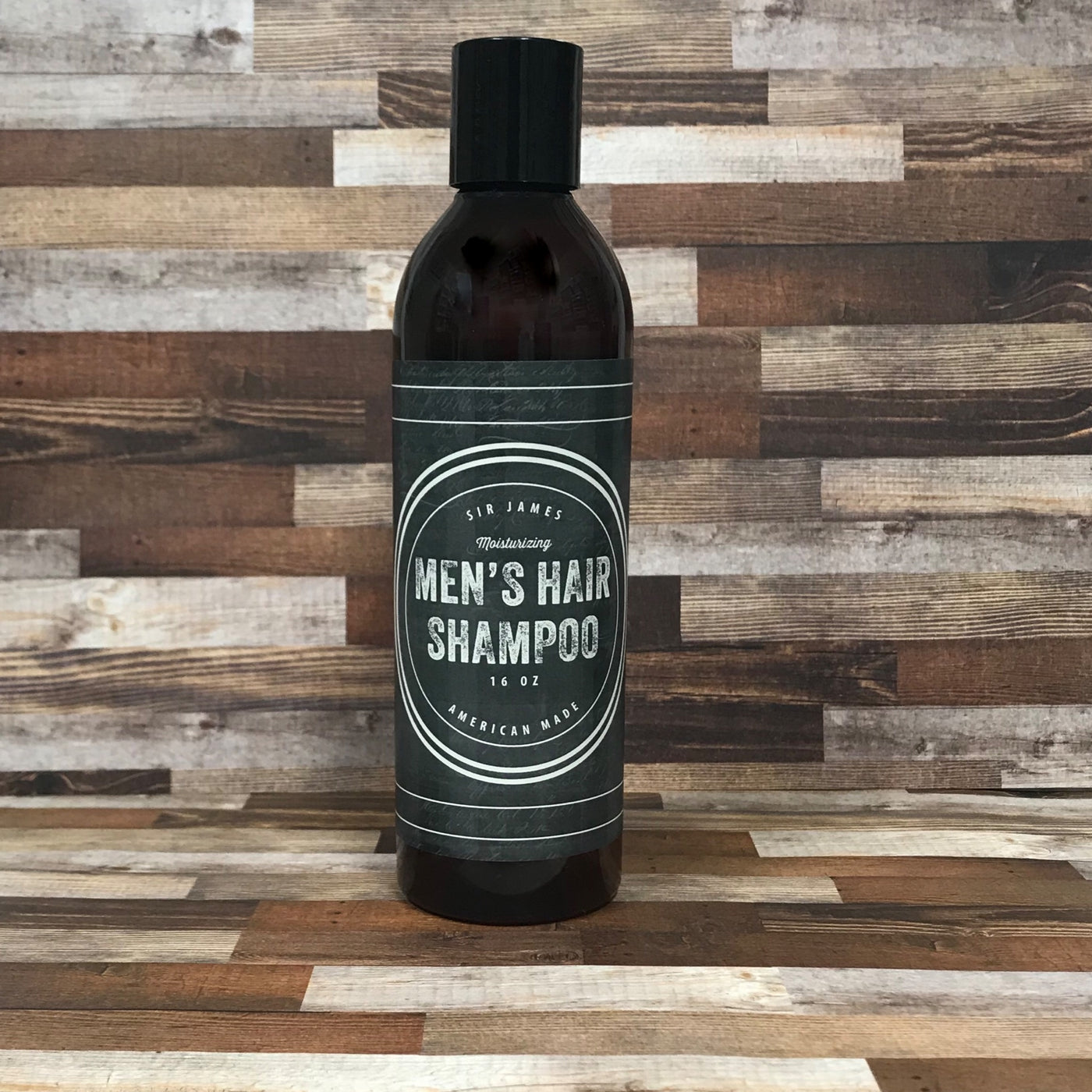 Sir James Mens Hair Shampoo