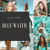 Image of Filtre - BLUE WATER