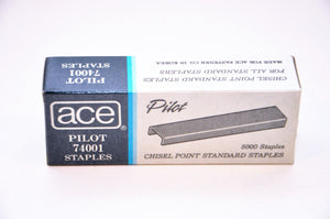 Spotnails 74001 Ace Standard office staples 26/6