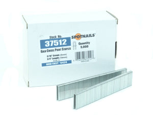 "Spotnails 37512 3/4"" Duo-Fast 64 Series Staples"