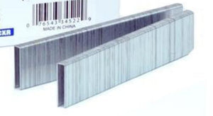 "34 Series 3/16"" Crown 5/8"" Length Staples - Spotnails 34510H (100,000)"