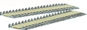 "Joist Hanger Nails Hardened Paper Tape 1-1/2"" x .131"" (4,000) - Spotnails TRJ4D131"