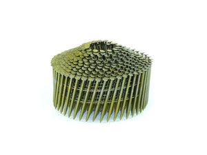 "Cone Nails .083 x 1.75"" 15 Degree Wire Cone Coil Screw Nails - Spotnails CWC5D083S (11,200)"
