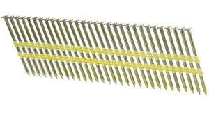 "21 Degree .113 x 2"" Smooth Shank Plastic Strip Nails (3,000) - Spotnails 2-6D113"
