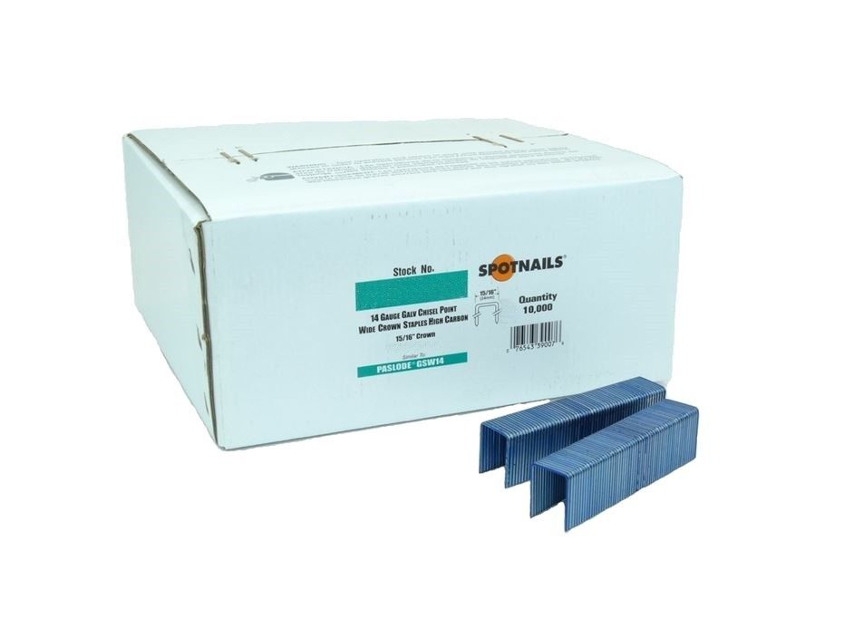 Spotnails 2407PGH 14 Gauge Paslode Staple