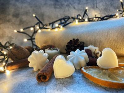 Cinnamon & Apple Natural Scented Soy Wax Melts