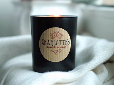 Vanilla Natural Scented Soy Wax Candle