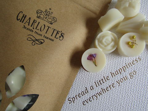 Belgian Chocolate Natural Scented Soy Wax Melts