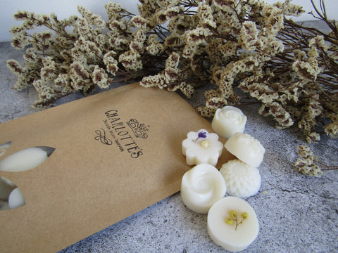 Jasmine & Vanilla Natural Scented Soy Wax Melts