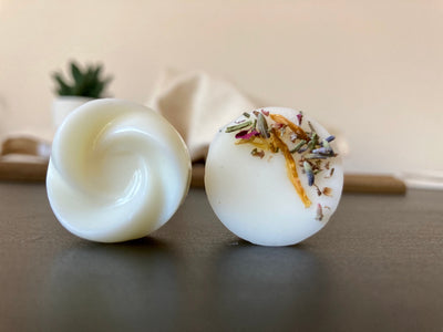 Cappuccino Natural Scented Soy Wax Melts