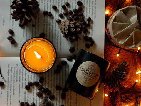 Image of Pumpkin Natural Scented Soy Wax Candle