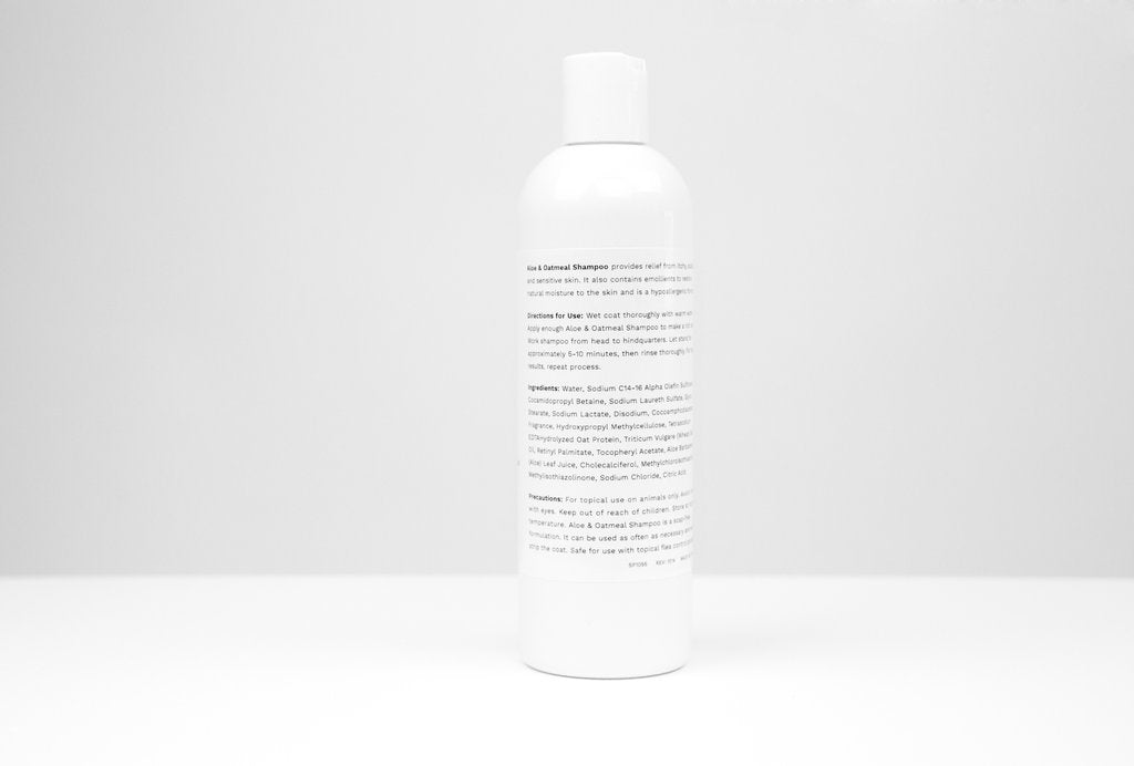 Max-Bone Aloe & Oatmeal Shampoo - Frank and Millie